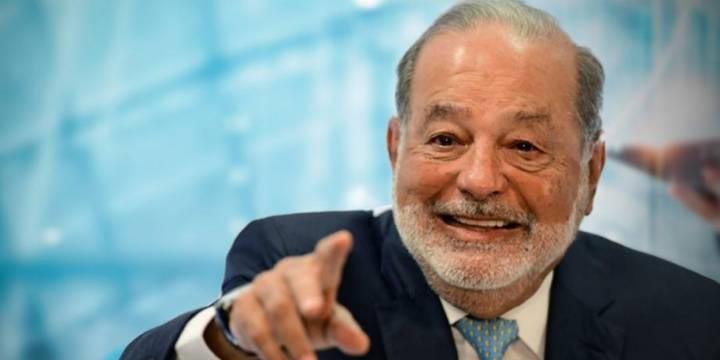 Carlos Slim gana un contrato junto con Pemex por 196 mdp | El Imparcial de Oaxaca
