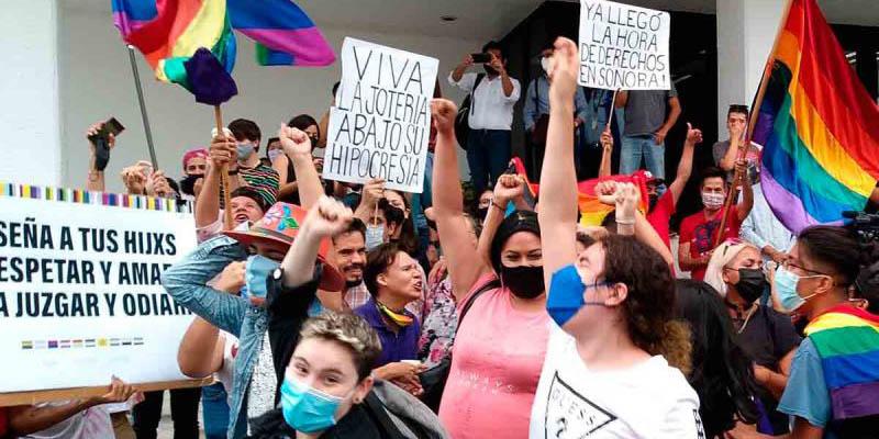 Matrimonio igualitario sigue escalando en México; Sonora lo aprueba y es el número 23   El Imparcial de Oaxaca
