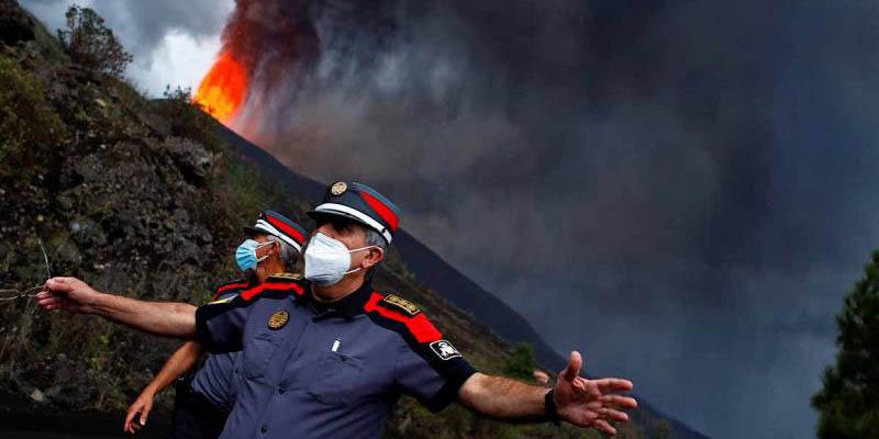 Lava del volcán Cumbre Vieja sigue siendo destructiva, pero va perdiendo velocidad | El Imparcial de Oaxaca