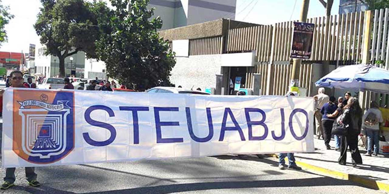 STEUABJO amaga con movilizaciones   El Imparcial de Oaxaca