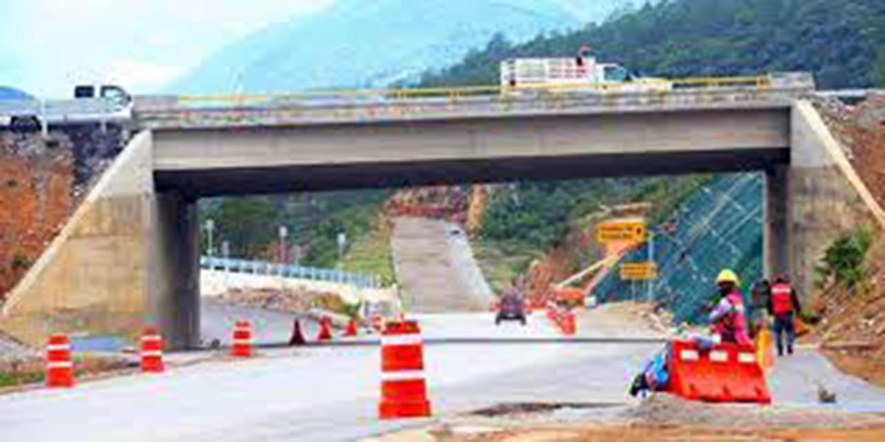 Súpercarretera al Istmo registra 56% de avance; abre en 2023   El Imparcial de Oaxaca
