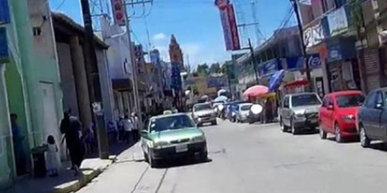 Taxista conducía en estado de ebriedad   El Imparcial de Oaxaca