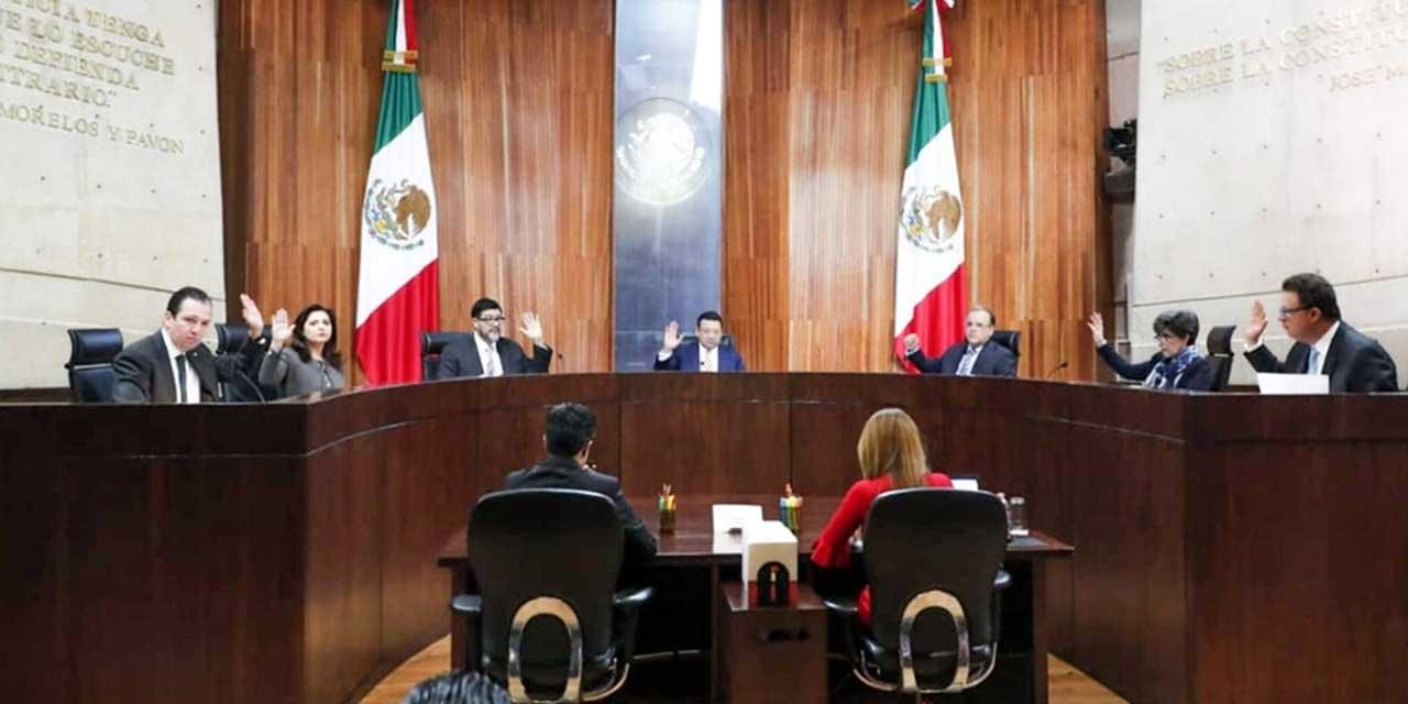 Retrógrada sanción del TEPJF: Murat | El Imparcial de Oaxaca