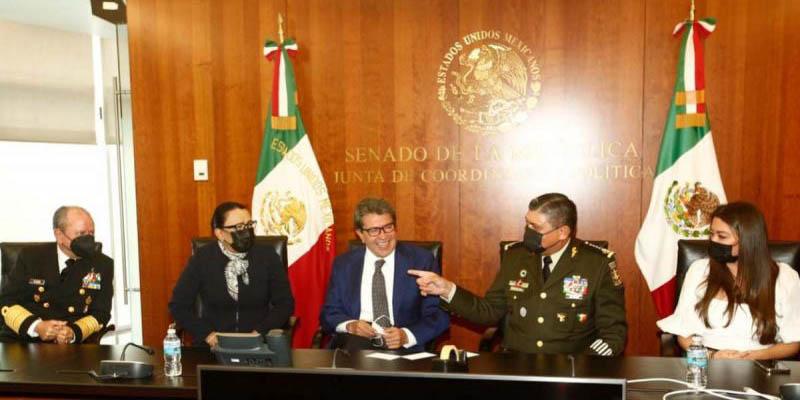 Baja 94% huachicoleo y 46% secuestros: afirma el titular de SSPC ante el Senado   El Imparcial de Oaxaca