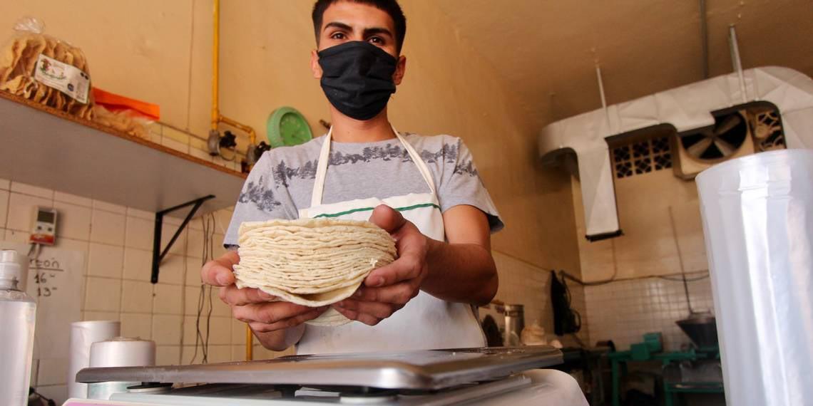 Inflación cierra agosto en 5.59%; suben la tortilla, cebolla y aguacate | El Imparcial de Oaxaca