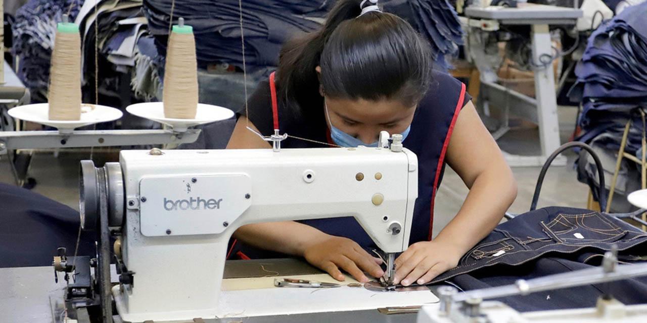 Empleo en sector manufacturero de México creció 0.5% en julio: Inegi | El Imparcial de Oaxaca