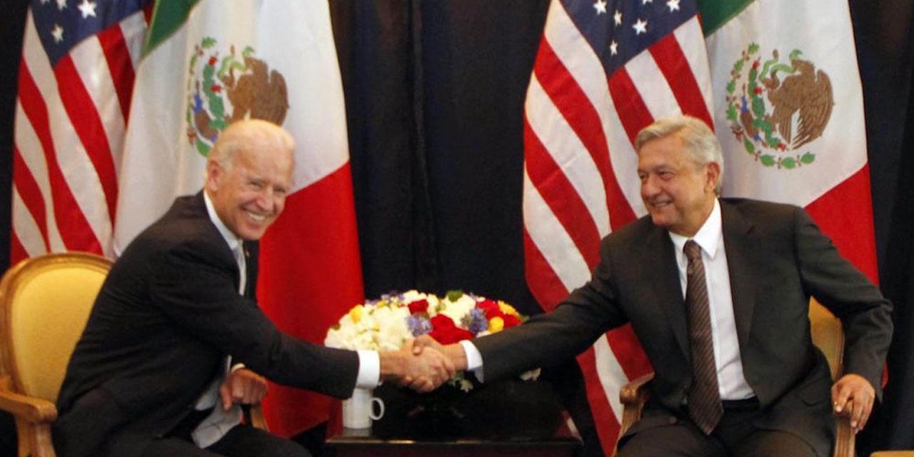 Pide 1,425 millones de pesos AMLO a Biden | El Imparcial de Oaxaca