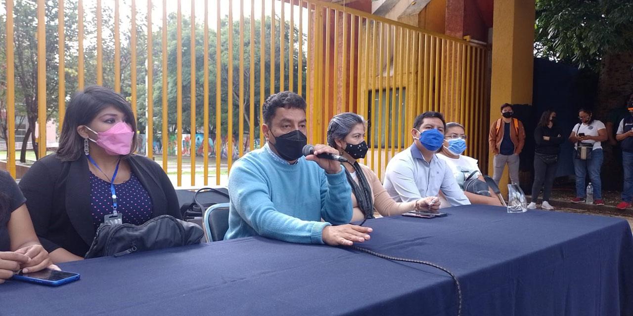 Continuarán con los bloqueos: Steuabjo   El Imparcial de Oaxaca