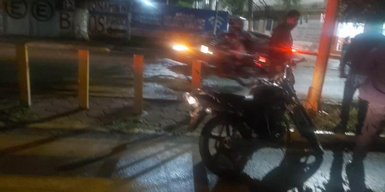 Fuerte accidente entre motociclistas en Huajuapan | El Imparcial de Oaxaca