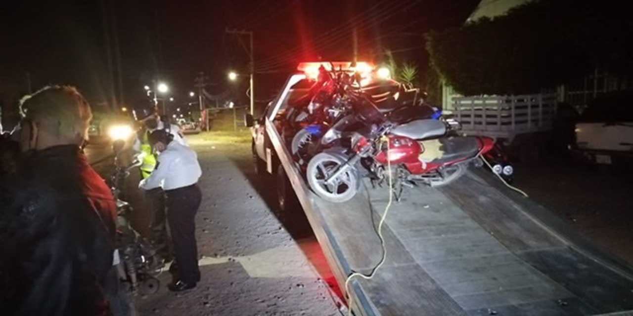 Recuperan vehículo presuntamente robado   El Imparcial de Oaxaca