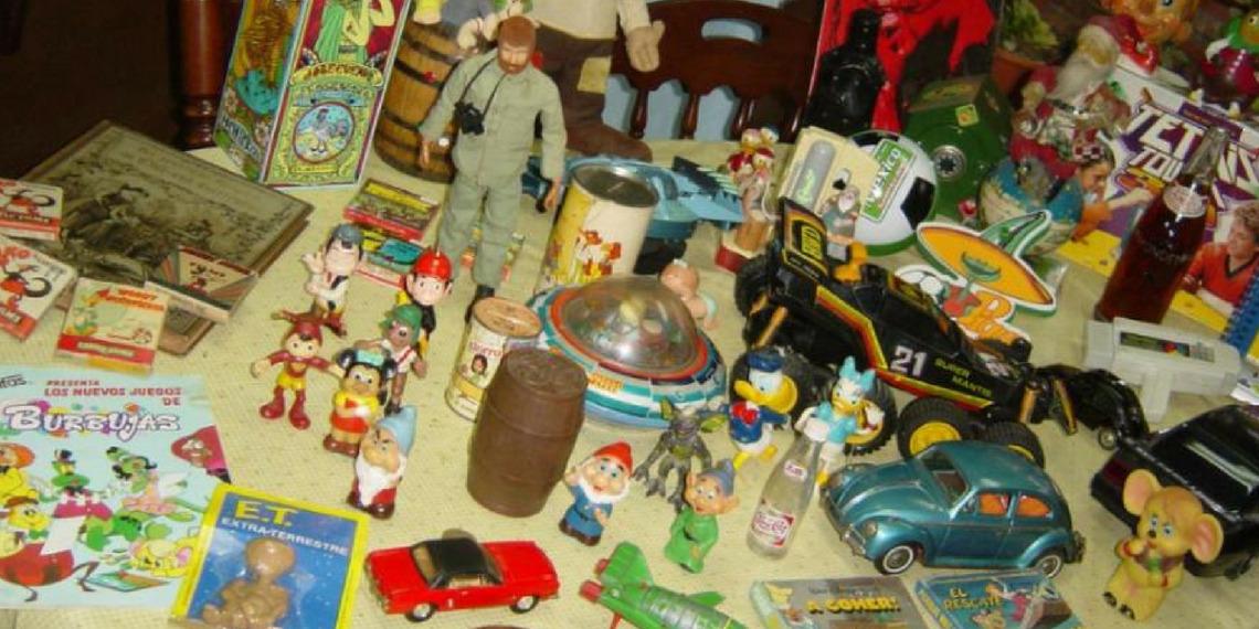 7 juguetes vintage que podrías tener en tu casa y que valen una fortuna | El Imparcial de Oaxaca