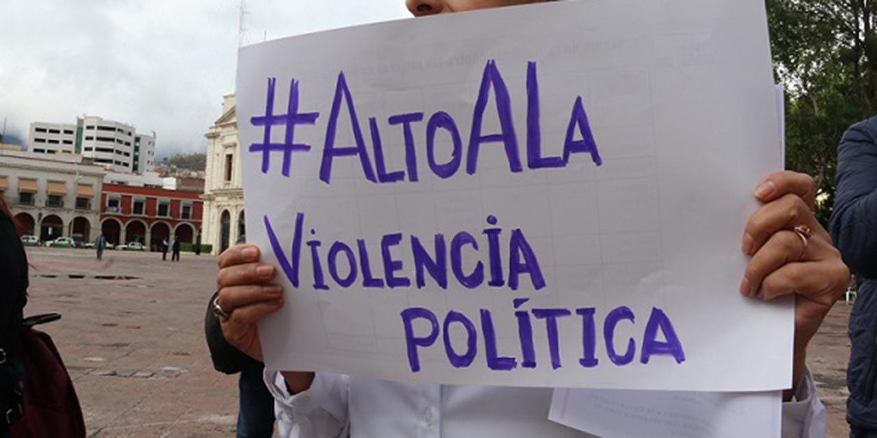 11% de las quejas ante el IEEPCO son relativas a violencia política en razón de género   El Imparcial de Oaxaca
