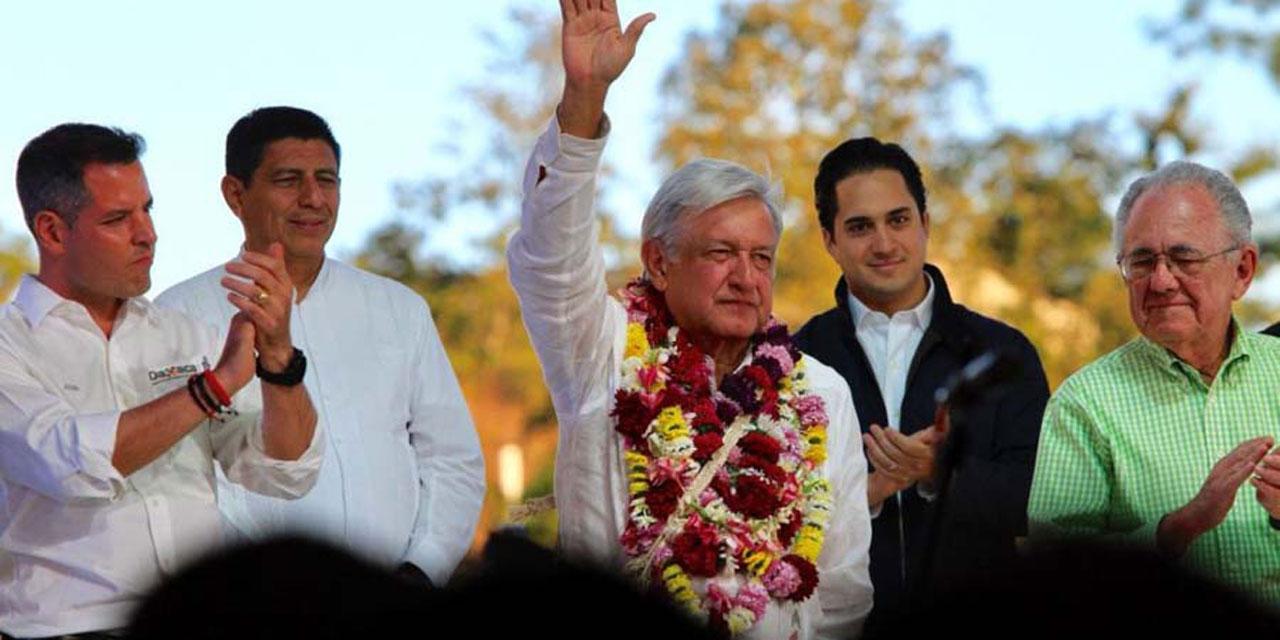 Visitará el Istmo de Tehuantepec este fin de semana AMLO | El Imparcial de Oaxaca
