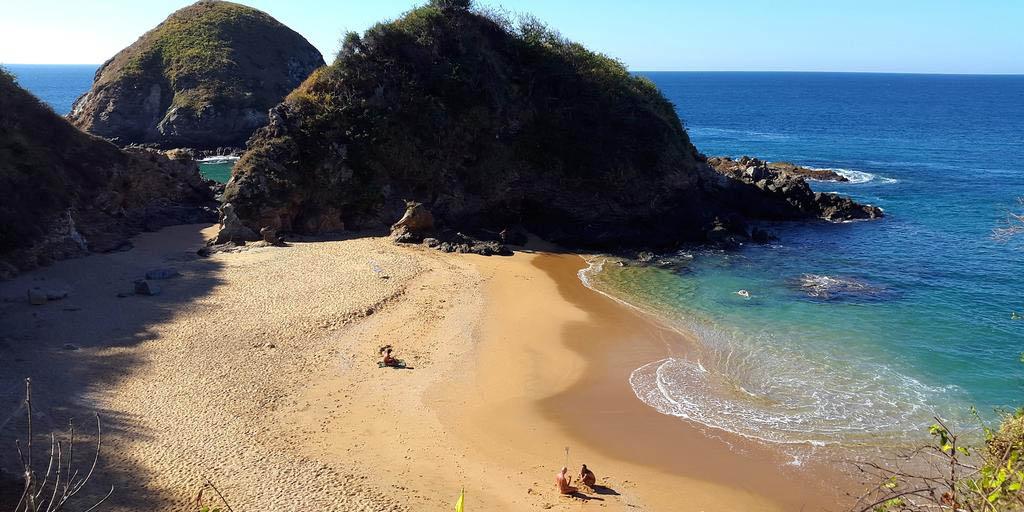 Zipolite y su playa del amor, místico, seguro y limpio | El Imparcial de Oaxaca