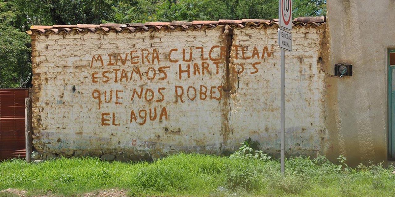 Afinan acciones contra explotación minera en Oaxaca   El Imparcial de Oaxaca