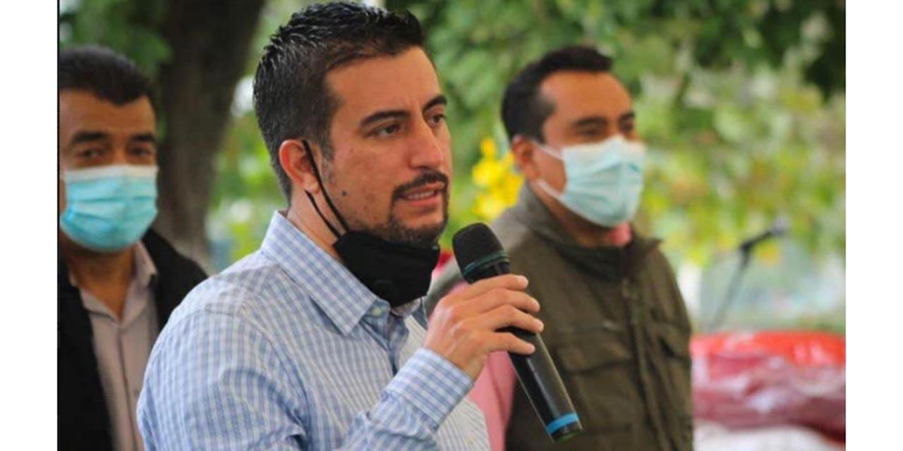 'Baja a chin… a tu ma… tus mentiras o vas a ver', así amenaza alcalde a reportero   El Imparcial de Oaxaca