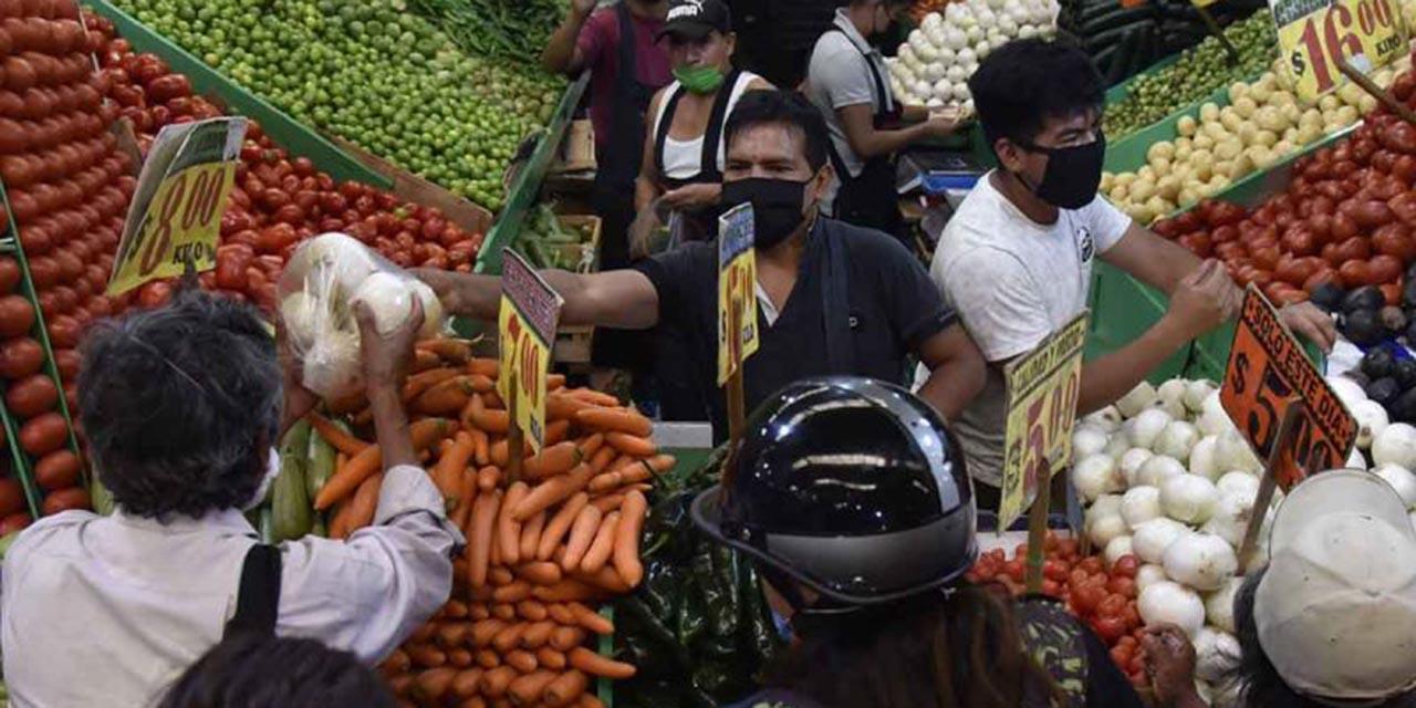 Inflación no cede; alcanza 6% en septiembre   El Imparcial de Oaxaca