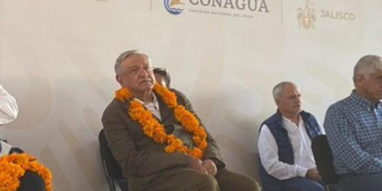 López Obrador logra acuerdo para continuar trabajos en presa El Zapotillo   El Imparcial de Oaxaca