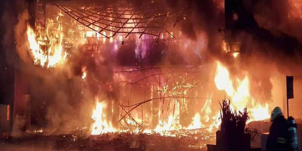 Incendio en edificio de Taiwán deja al menos 46 muertos   El Imparcial de Oaxaca