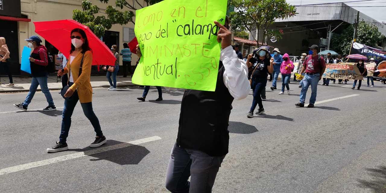 Enchufan a la nómina de Salud  al MULT y Antorcha Campesina | El Imparcial de Oaxaca