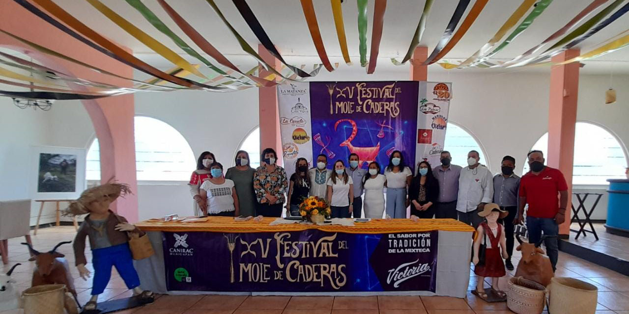 Habrá 14 participantes en el Festival del Mole de Caderas | El Imparcial de Oaxaca