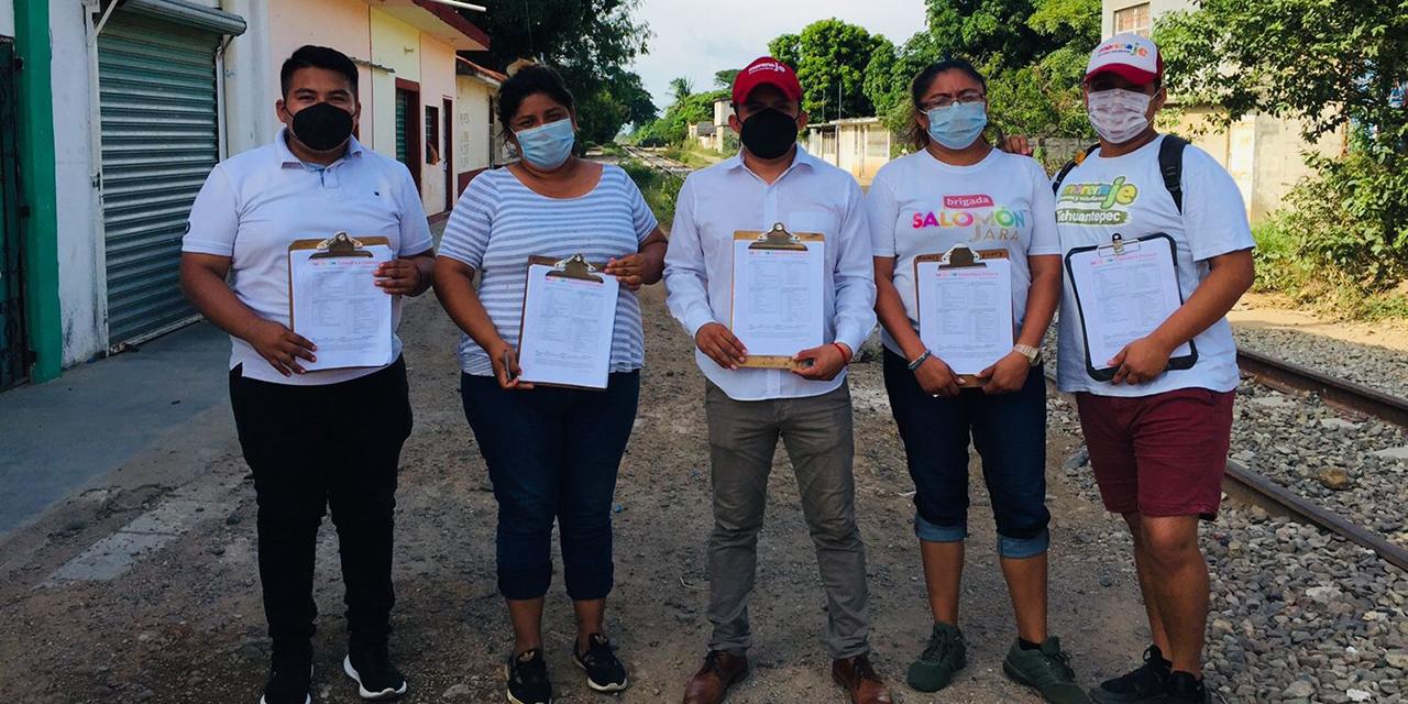 100 mil oaxaqueños han participado en Consulta a Oaxaca: SJ   El Imparcial de Oaxaca