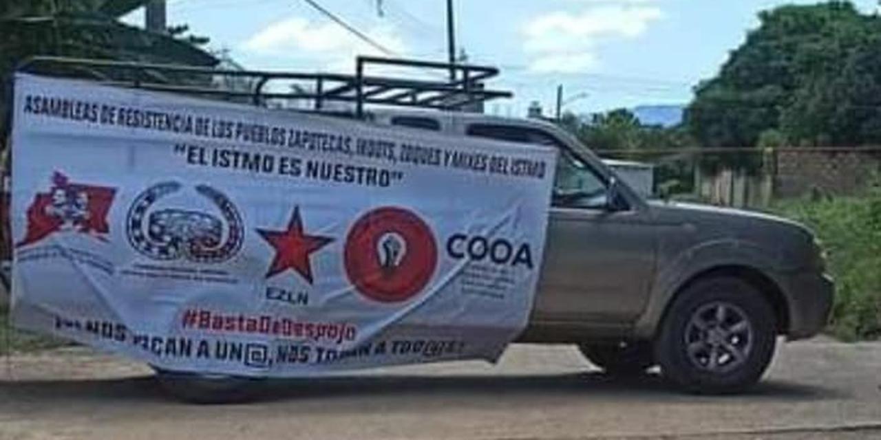 Se manifiestan comuneros en la Procuraduría Agraria   El Imparcial de Oaxaca