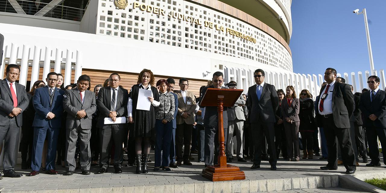 Dominan hombres como impartidores de justicia   El Imparcial de Oaxaca