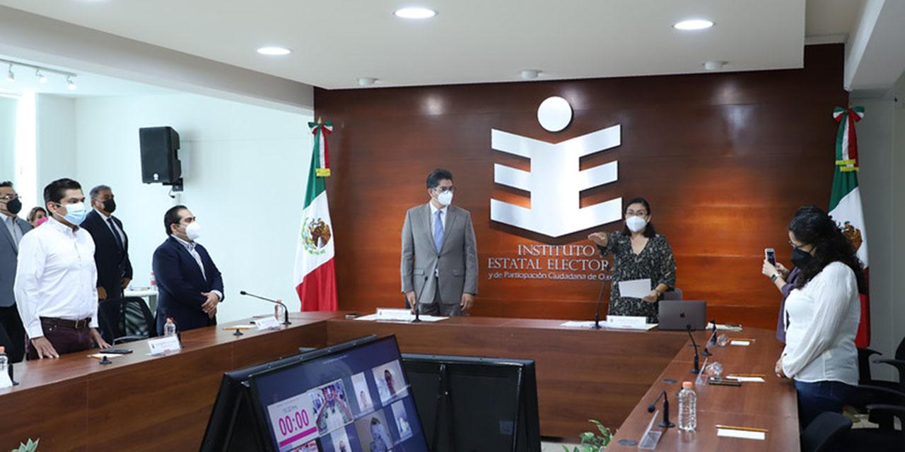 Asume el cargo presidenta provisional del IEEPCO | El Imparcial de Oaxaca