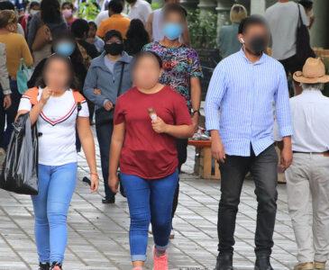 Contagios de Covid-19 en Oaxaca se duplican en 9 meses; se mantiene el semáforo verde