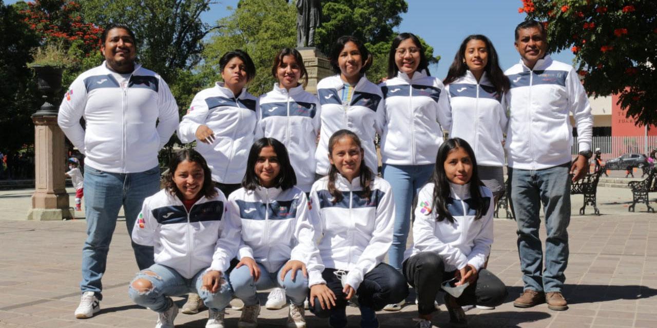 """Entregan """"armaduras"""" a seleccionados estatales   El Imparcial de Oaxaca"""