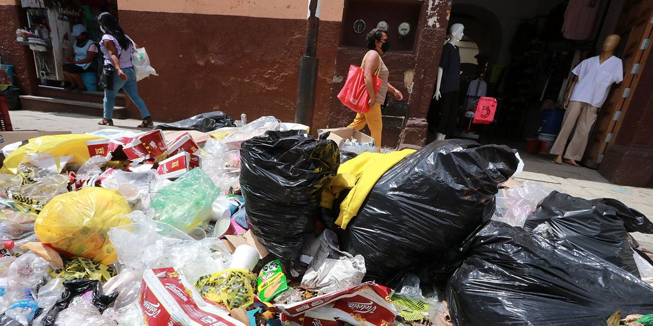 Basura, crisis ambiental y sanitaria en la ciudad de Oaxaca | El Imparcial de Oaxaca