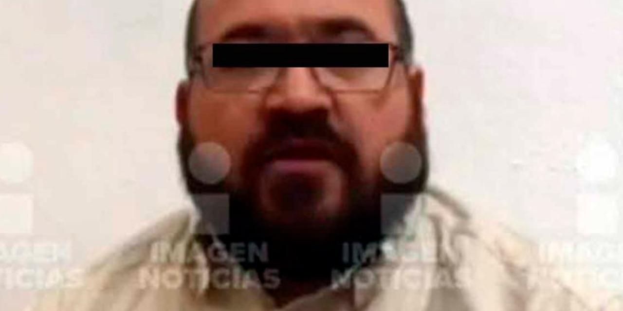 Aíslan a Javier Duarte en el Reclusorio Norte por sospecha de covid-19 | El Imparcial de Oaxaca