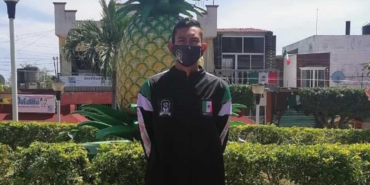 Joven de Chacahua jugará voleibol en Colombia   El Imparcial de Oaxaca