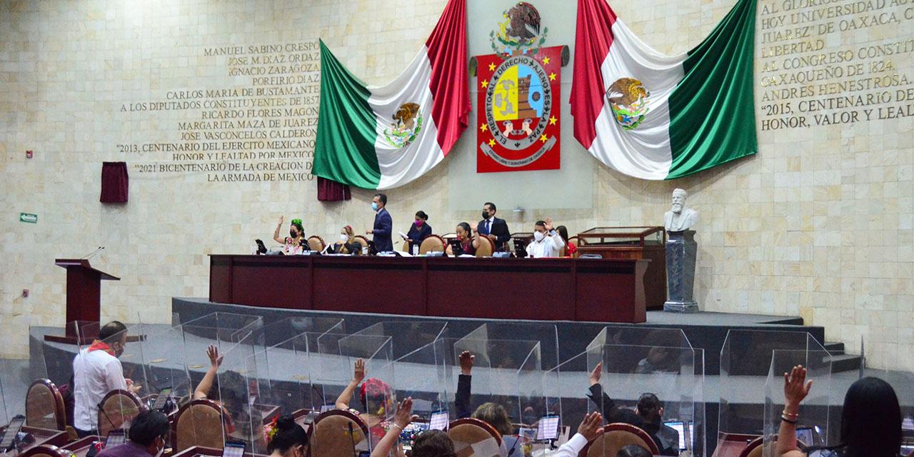 Congreso de Oaxaca dice sí las 'adolescencias trans'   El Imparcial de Oaxaca