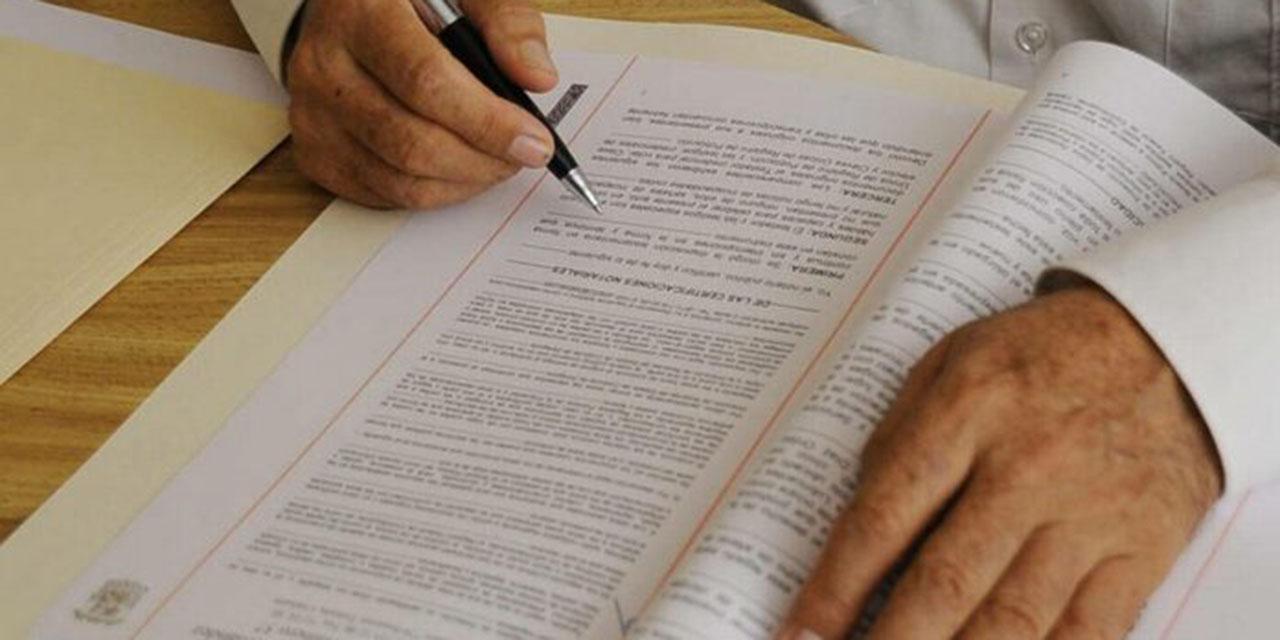 Se triplican solicitudes de testamentos en el estado de Oaxaca | El Imparcial de Oaxaca