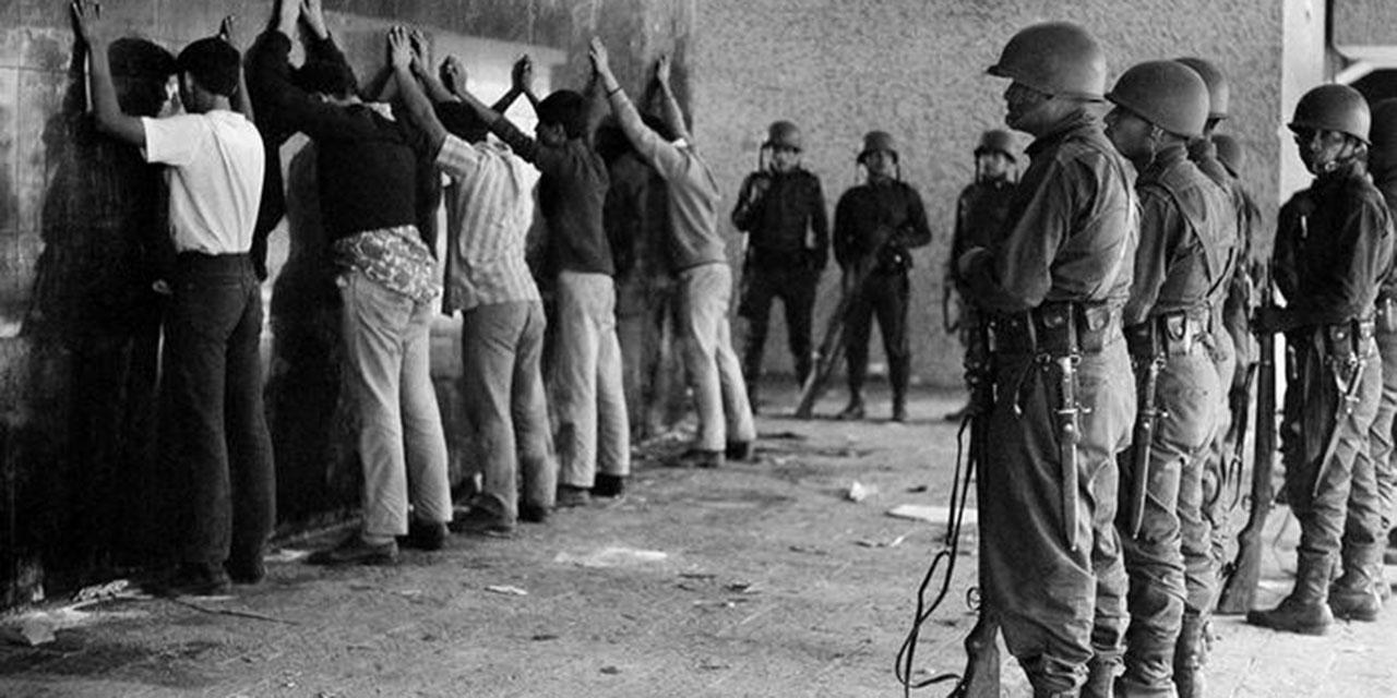 Ideales del 68 siguen vigentes a 53 años de la masacre de Tlatelolco | El Imparcial de Oaxaca