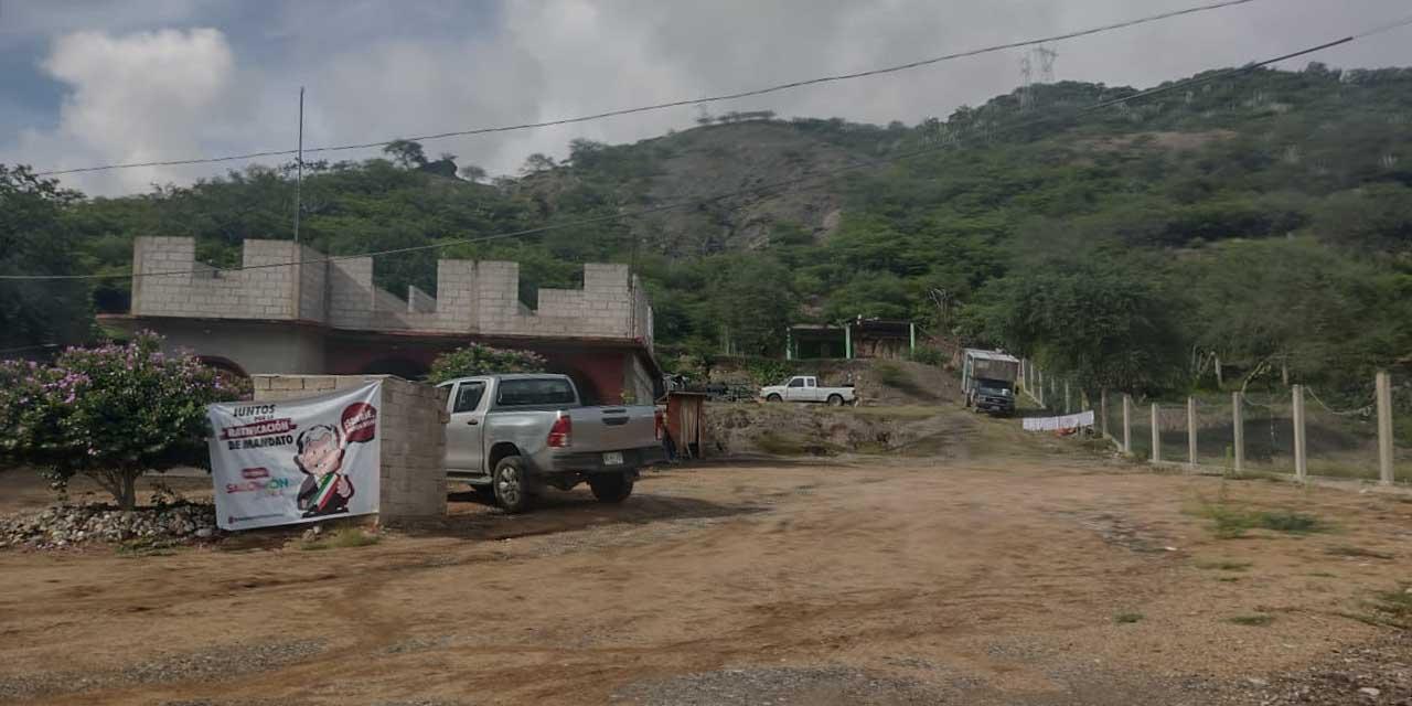Desaparece módulo de la SCT ubicado en San José del Chilar | El Imparcial de Oaxaca