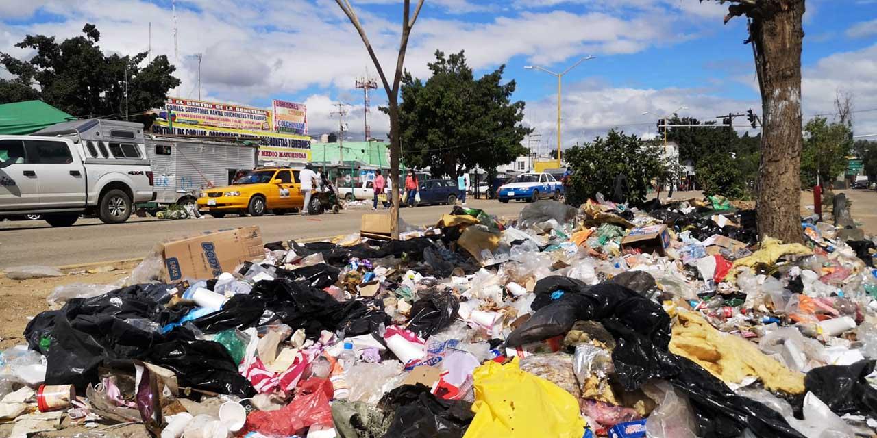 """Impacta en turismo """"muladar citadino"""" en Oaxaca   El Imparcial de Oaxaca"""