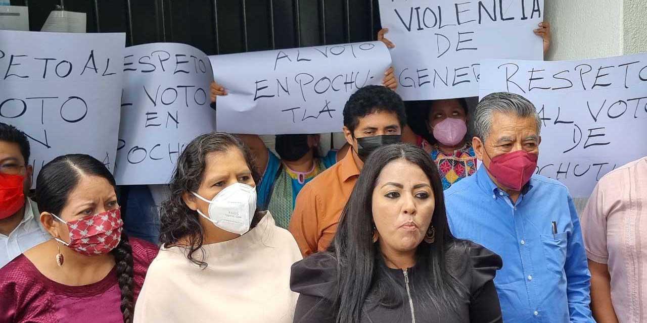 Palo electoral a Morena; anulan elección en Pochutla | El Imparcial de Oaxaca