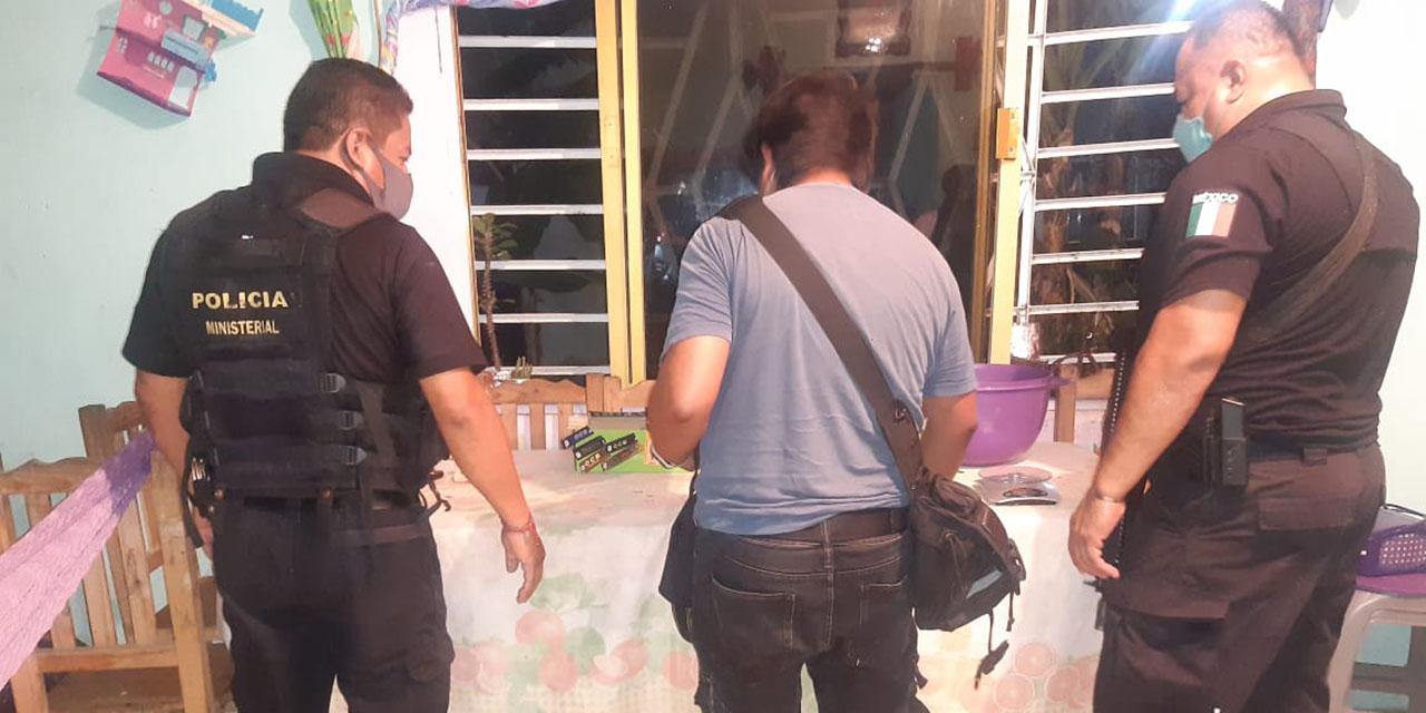 Dan golpe al narcomenudeo tras cateo en la región de la Cuenca | El Imparcial de Oaxaca