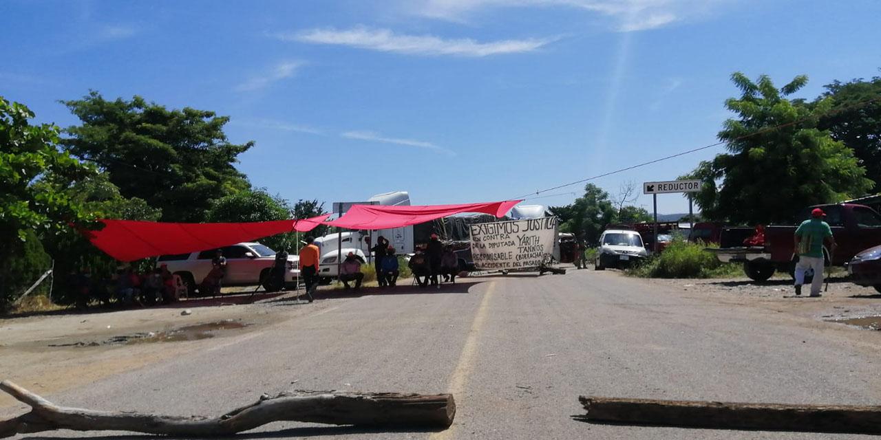 Piden cárcel para diputada que provocó accidente en el Istmo | El Imparcial de Oaxaca