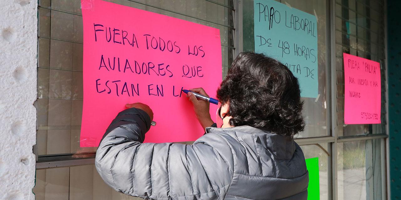 Paros sindicales dejan sin clases a 70 mil bachilleres   El Imparcial de Oaxaca