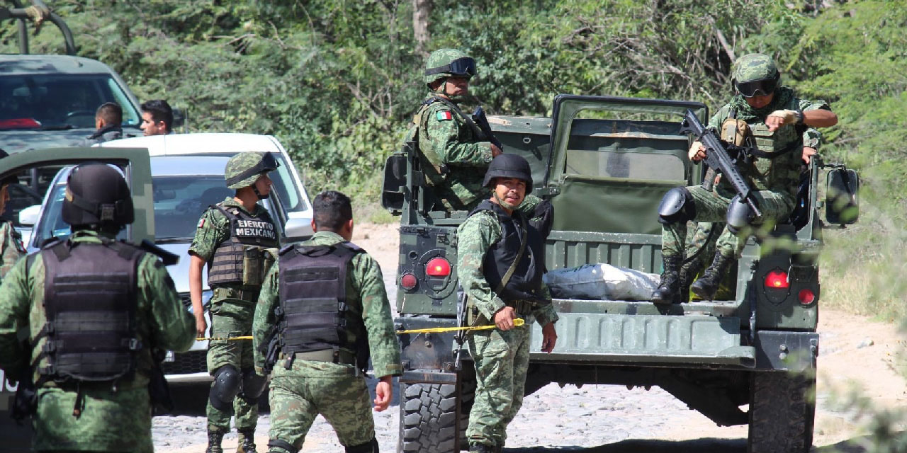 Enfrentamiento entre grupo armado y el Ejército en Guanajuato deja al menos 3 personas muertas   El Imparcial de Oaxaca