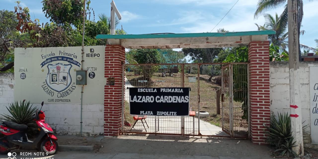Niños de Zipolite disfrutan regresar a clases presenciales | El Imparcial de Oaxaca