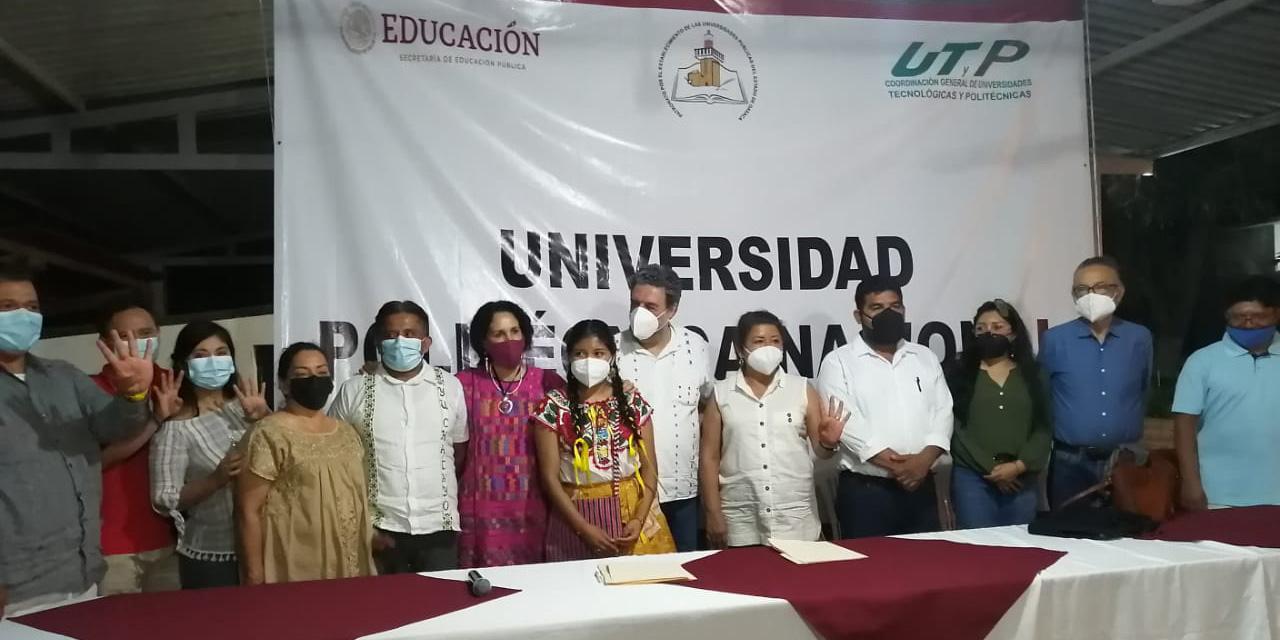 Anuncian la creación de Universidad Politécnica Nacional en Mixtepec   El Imparcial de Oaxaca