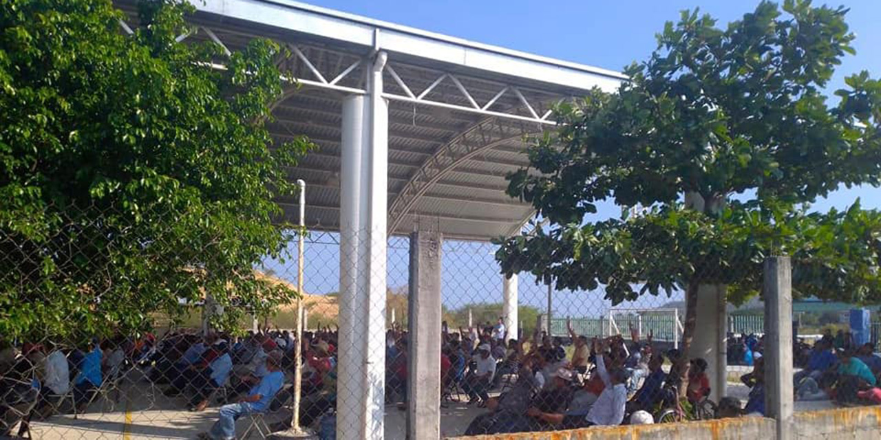 Destituyen a presidente de San Mateo del Mar | El Imparcial de Oaxaca