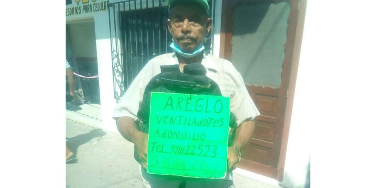 Afecta desempleo a adultos mayores en el Istmo | El Imparcial de Oaxaca