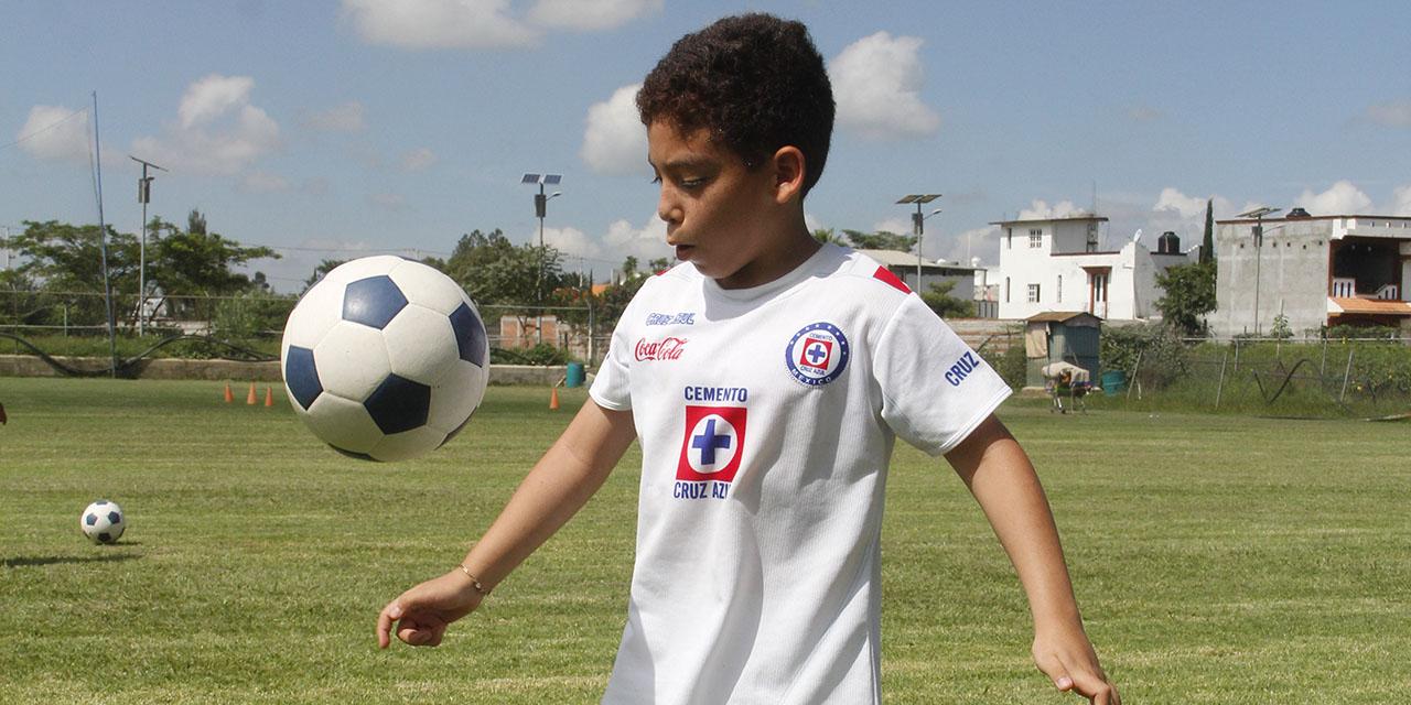 Anuncian el regreso del futbol infantil   El Imparcial de Oaxaca