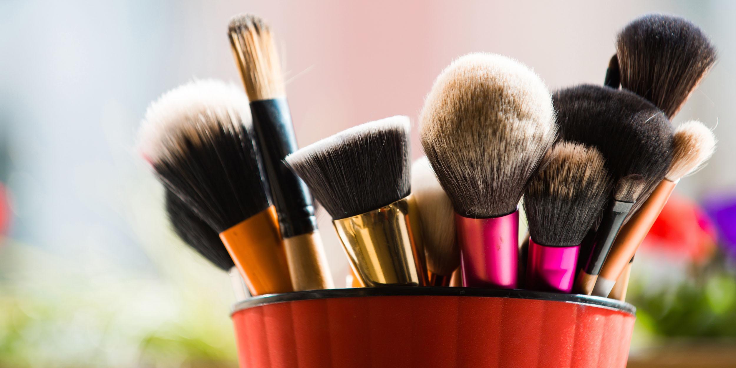 Cuida tus brochas  de maquillaje | El Imparcial de Oaxaca
